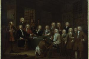 The Gaols Committee of the House of Commons, 1729