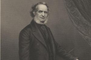 Smith Stanley,  Edward George Geoffrey (14th earl of Derby) (1799-1869)