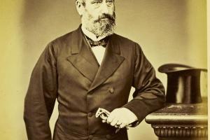 Bourne, James (1812-1882)
