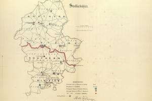 Staffordshire North and South